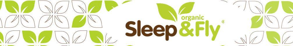 логотип серии матрасов Слип енд Флай органик
